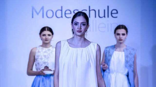 Hallein wird zum Fashion & Beauty Hotspot und die Modeschule präsentiert ihre neuesten Kollektionen