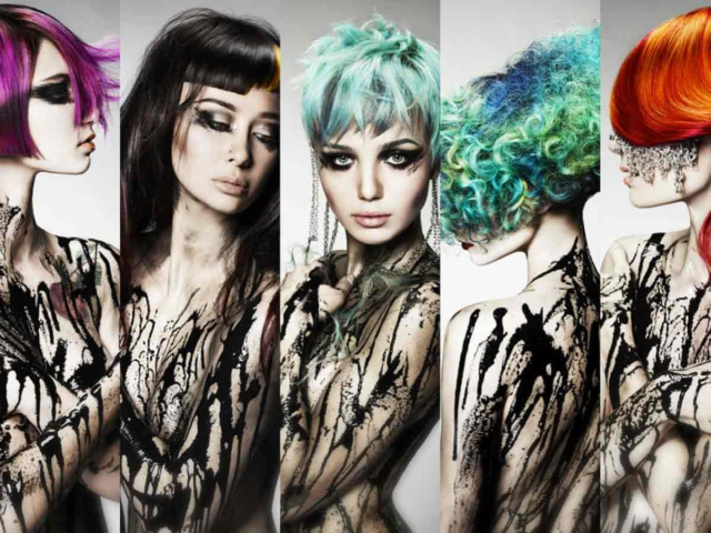 NAHA Hairstylist of the Year Collection by Mio Sota