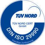 Bild 2_Logo TÜV Nord ISO_29990_RGB